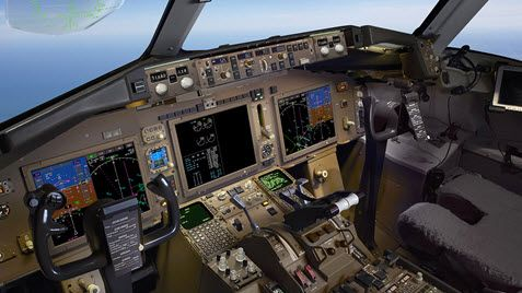 Aircraft Instruments & Avionics Parts