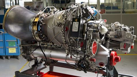 Helicopter Engine Parts